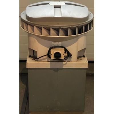 Goede gebruikte Zehnder MX210+WS dakventilator + demper. (3701m3)