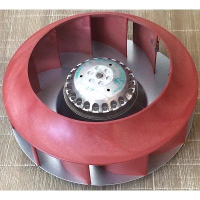 Nieuwe ventilator voor Stork RPM / KPM / VPM dakventilator. R2E185-AC55-09
