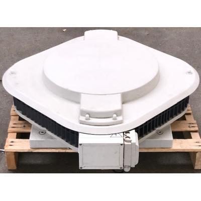 Goede gebruikte Itho CAS 3.2 S dakventilator. (3570m3)
