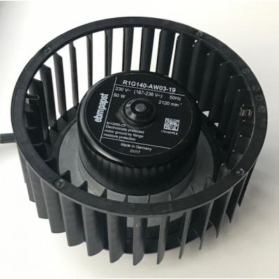 Nieuwe ventilator Brink Renovent HR en StorkAir WTWe. R1G140