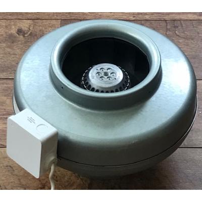 ZGAN Zehnder RRV 200/1 kanaalventilator. (896m3)