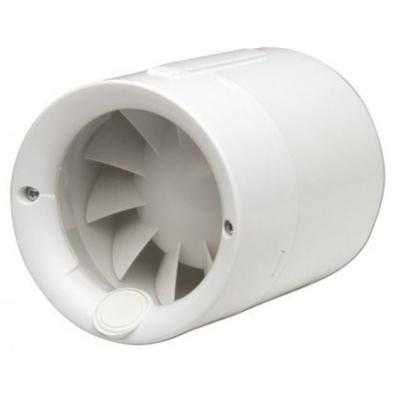 Nieuwe S&P Silentub-100 inschuif buisventilator. (100m3)