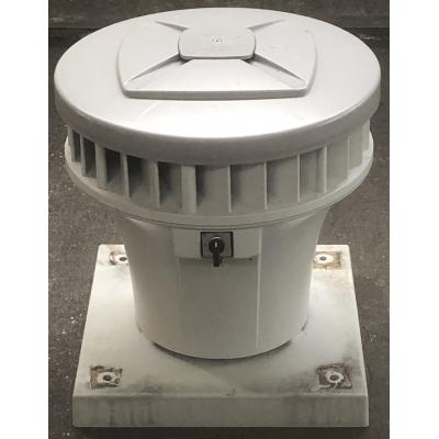 Goede gebruikte Stork VPM dakventilator. (260m3)