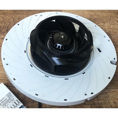 Nieuwe serviceset voor Zehnder RPM - KPM - VPM dakventilator.