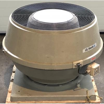 Goede gebruikte Stork VDA450/8D dakventilator (4075m3)