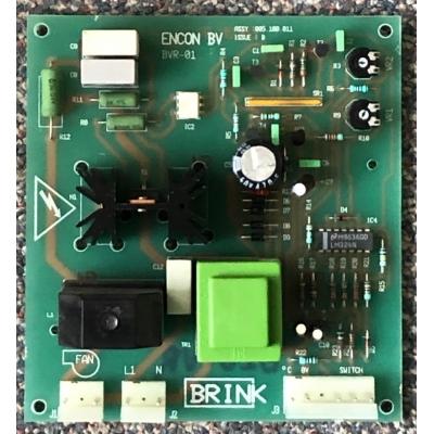 Goede gebruikte Brink voedingprint B26 VR. 531424. BVR-01