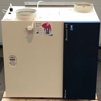 Goede gebruikte Brink Renovent HR Medium 2/2 WTW unit. (300m3)