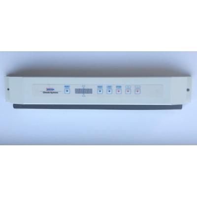 Goede gebruikte display print voor Brink hete luchtverwarming. 531401