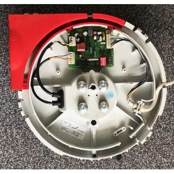Buva BoxStream of Stork CMFe motorplaat upgrade.