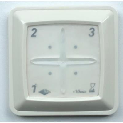 Goede gebruikte Itho RF zender voor de Ecofan 2 ventilatiebox. 536-0106