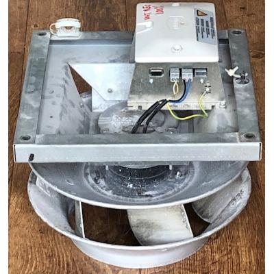 Gereviceerde motorvleugel met besturingsprint MX110. 400210110