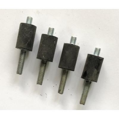 1 Set nieuwe motorrubbers voor Stork CMLe ventilatiebox.