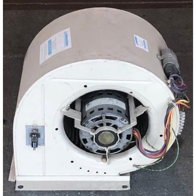 Goede gebruikte General Electric slakkenhuisventilator. 5KCP89EG