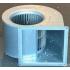 Goede gebruikte Brink B16 HR(D) ventilator. 531903