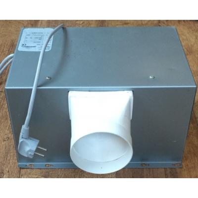 Compacte ventilatiebox (100m3)