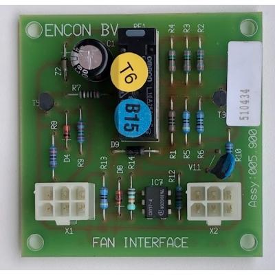 Goede gebruikte Brink Allure B16 en B25 en B40 systeemventilator interface. 531022