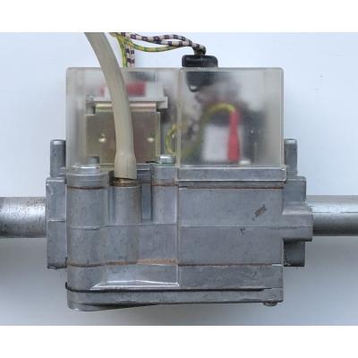 Goede gebruikte gasblok voor Brink B33 hete luchtverwarming.