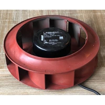 Gereviseerde ventilator voor Stork WHR950 WTW unit. R1G220-AB12-77