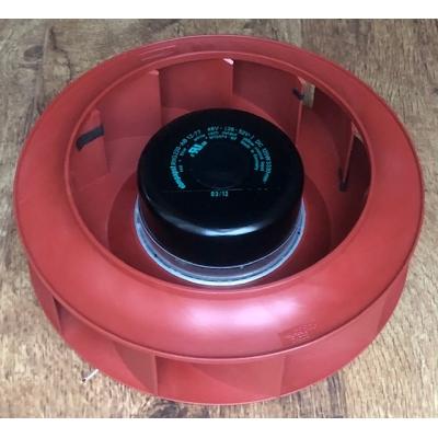 Nieuwe ventilator voor Stork WHR950 WTW unit. 400200017