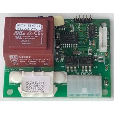 Goede gebruikte Brink Allure B16 en B25 en B40 systeemventilator interface. 531402
