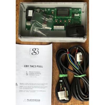 Nieuwe Zehnder CB1 TAC3 FULL toerenregelaar. 472000310