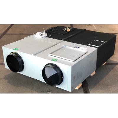 Kort gebruikte Orcon WTW unit voor plavond montage. WTU-1000-EC-E (1425m3)