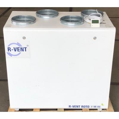 Goede gebruikte R-Vent Roto WTW unit. (780m3)