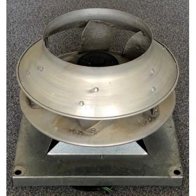 Gereviseerde motorvleugelcombinatie Zehnder / Stork MX20/10. M3G084-DF05-07