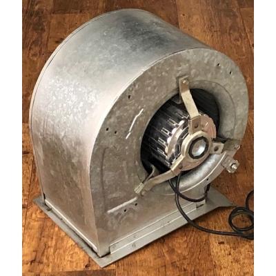 Gereviseerde ruilmotor voor Brink B14 luchtverwarming. Lemmens DD 9-7-9 1/6 BB