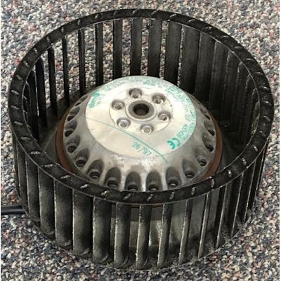 Gereviseerde ruilmotor voor een oud model Brink WTW unit.