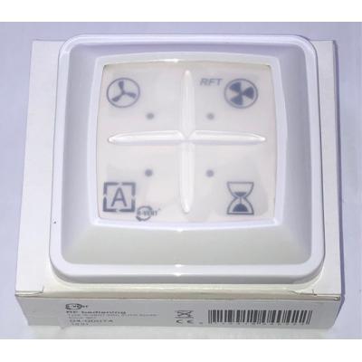 Nieuwe R-Vent Pablo zender wit. 04-00074