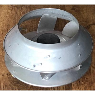Gereviseerde motorvleugelcombinatie Zehnder / Stork MX210. M3G084-DF05-60