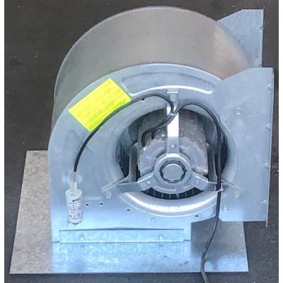 Kort gebruikte Lemmens DD 9-7-9 TH 1/6 BB slakkenhuisventilator.