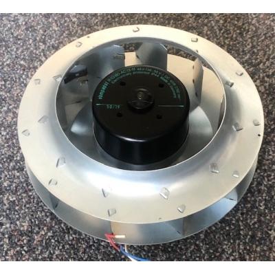 Nieuwe ventilator voor Stork WHR90 WTW unit. R1G180-AC13-11