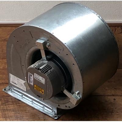 Kort gebruikte ventilator voor Brink B16 en Multicalor Sphere 20. Lemmens DD 9-7 TAC 1/2
