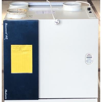 Gereviseerde Brink Renovent HR Medium 3/1 WTW unit. (300m3)
