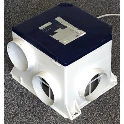 Gereviseerde Itho CVE ventilatiebox.(225m3)