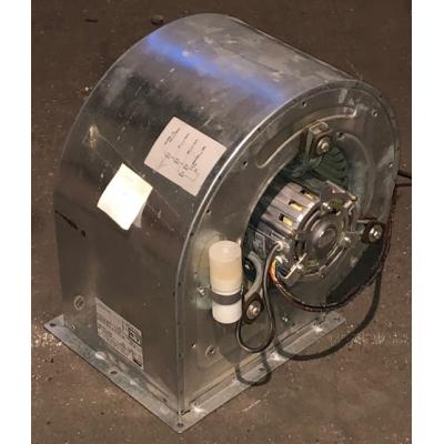 Kort gebruikte Nicotra DD 9/7 slakkenhuisventilator met 3 standen.