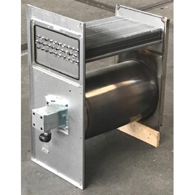 Goede gebruikte Brink B16 HRD warmtewisselaar met brander. 531490