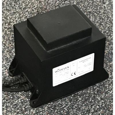 Goede gebruikte trafo voor Stork / Zehnder MX dakventilator 400V > 230V