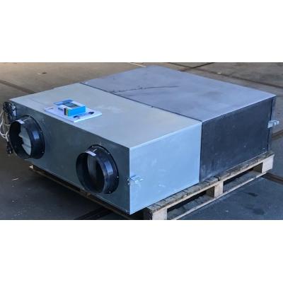 Kort gebruikte Mark WTW unit voor plavond montage. ERV 1000-EC-E (1300m3)