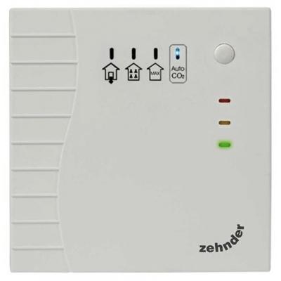 Zehnder CO2 bediening 0-10 volt