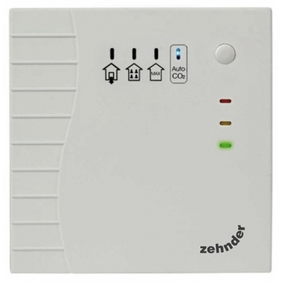 Nieuwe Zehnder CO2-RF hoofdbediening. 659000360